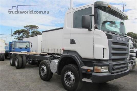 2008 Scania R420 Trucks for Sale