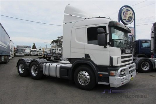 2004 Scania P420 Trucks for Sale
