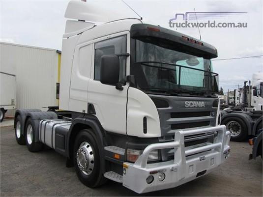 2005 Scania P420 - Trucks for Sale