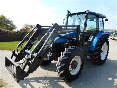 NEW HOLLAND 7635 for sale in Ireland - 1 Listings | Farm and Plant