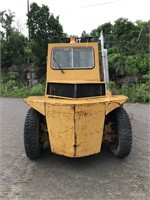 Caterpillar 22,500LB Diesel Forklift-
