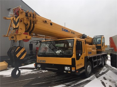 XCMG Cranes For Sale - 28 Listings   CraneTrader uk - Page 1 of 2