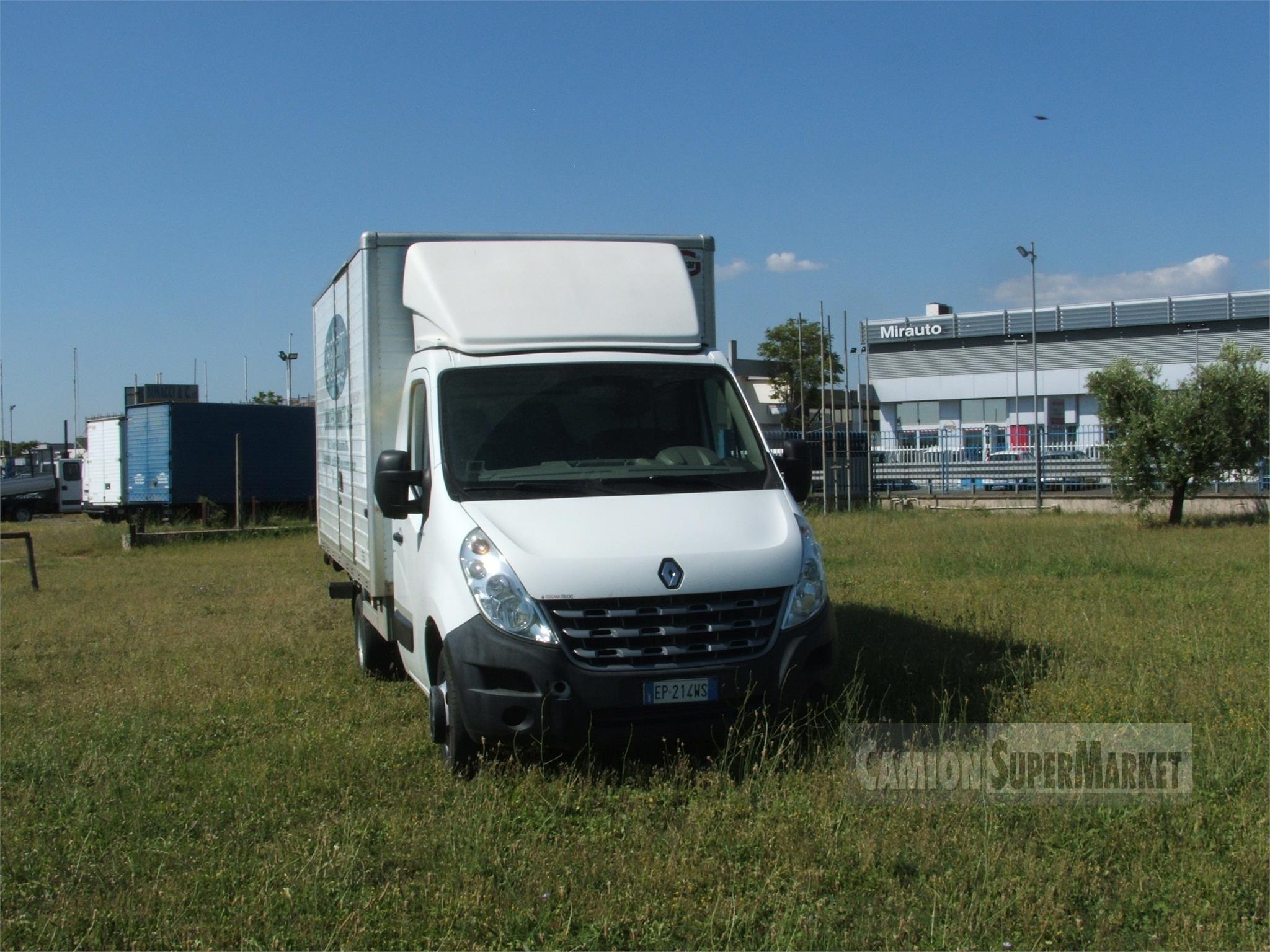 Renault MASTER 130 Usato 2013 Lazio