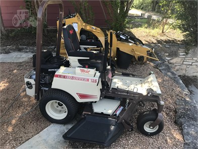 GRASSHOPPER 125V For Sale - 9 Listings   TractorHouse com - Page 1 of 1