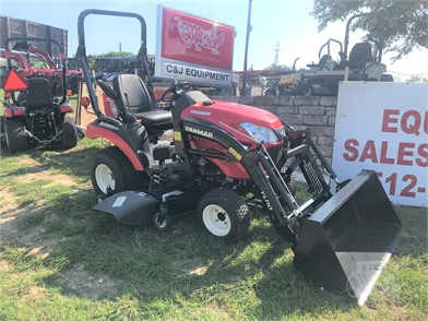 YANMAR Less Than 40 HP Tractors For Sale In Texas - 5