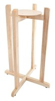 BLUEWAVE LIFESTYLE FLOOR WOOD STAND NATURAL