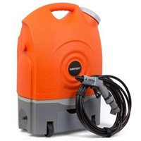IVATION PORTABLE SMART WASHER W/ BUILT-IN