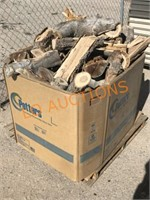 1 Pallet Of Fire Wood