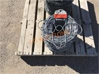 12gauge Barb Wire Partial Roll