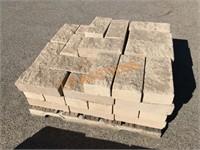 Aprx. 54pcs Concrete Blocks