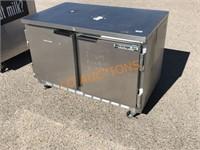 SS Beverage Air Double Door Freezer