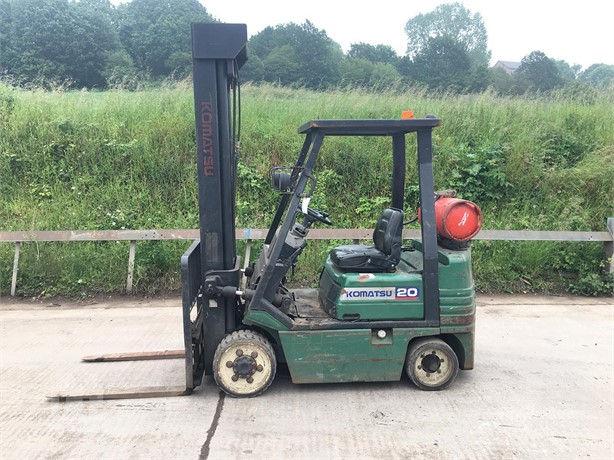 KOMATSU Forklifts For Sale - 223 Listings | LiftsToday