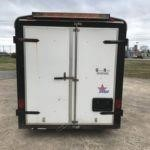 US Cargo 12' Enclosed Trailer w/ Office Set-up-