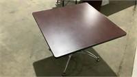 Wood & Metal Table-