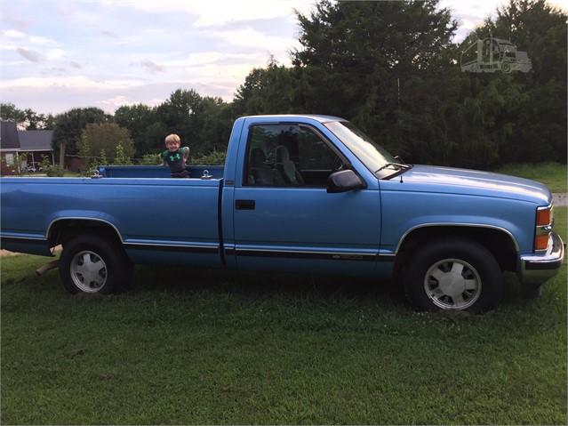1997 Chevy Silverado For Sale >> 1997 Chevrolet Silverado 1500