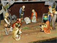 Estate Sale with Fine Paintings, Porcelain, and More