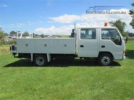 2004 Isuzu ELF Trucks for Sale
