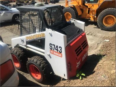 1989 bobcat 743 at machinerytrader com