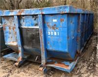 30 Yard Roll-Off Dumpster-