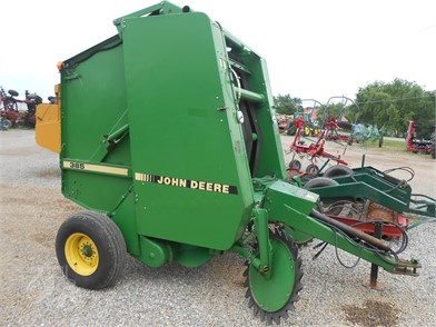 John Deere 385 For Sale In Bidwell Ohio 2 Listings Tractorhouse Com Page 1 Of 1