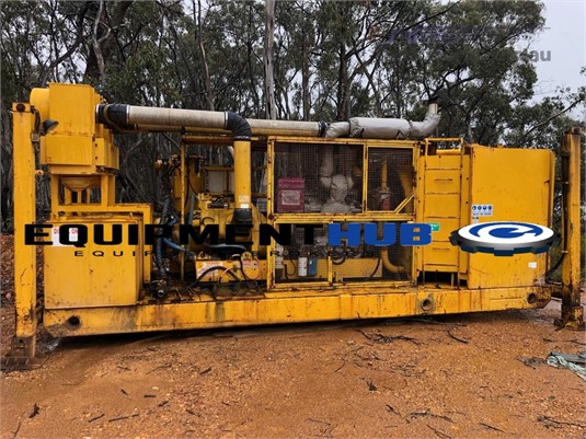 2008 Sullair other Heavy Machinery for Sale