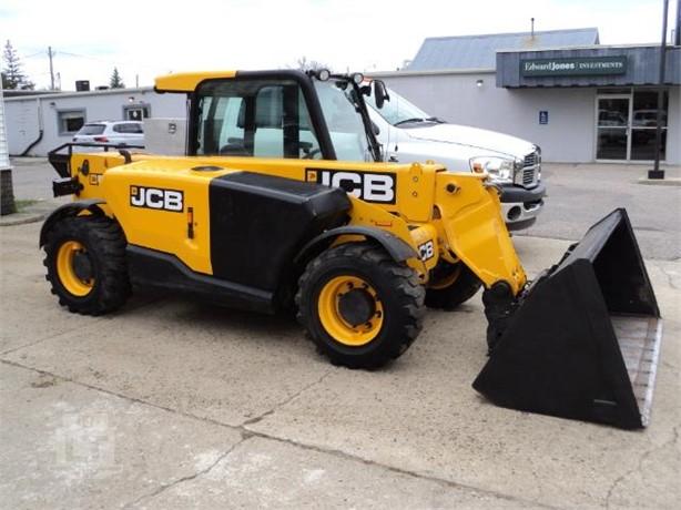 JCB 525-60 Telehandlers For Sale - 52 Listings | LiftsToday