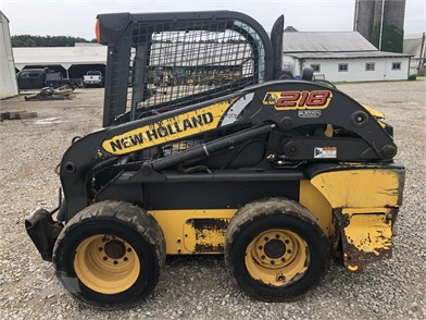 NEW HOLLAND L218 For Sale - 194 Listings | MachineryTrader.com ... on