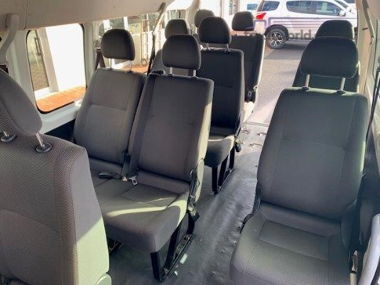 2012 Toyota Commuter South West Isuzu - Buses for Sale