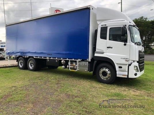 2019 UD Quon CD 25 360 - Trucks for Sale