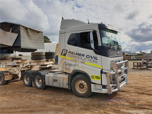 2015 Volvo FH16.600 Trucks for Sale