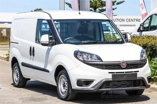 2018 Fiat Doblo WA Hino - Light Commercial for Sale