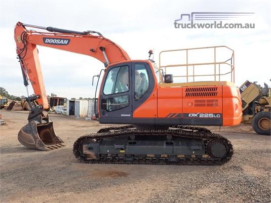2017 Doosan DX225 LC - Heavy Machinery for Sale