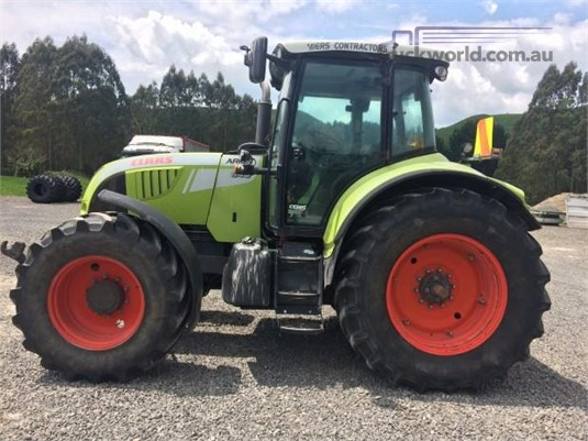 2010 Claas Arion 640 - Farm Machinery for Sale