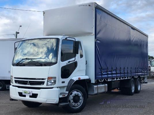 2010 Fuso Fighter 2427 Trucks for Sale