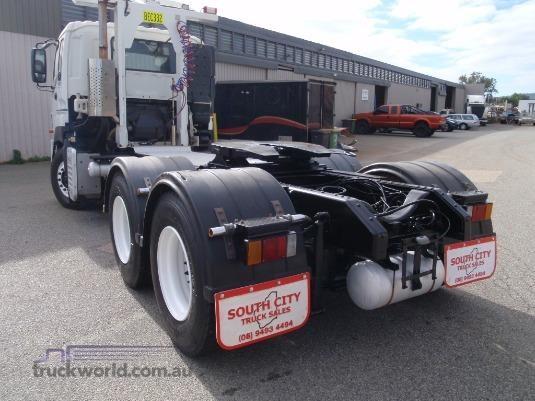 2012 Isuzu Giga CXZ 455 Premium - Truckworld.com.au - Trucks for Sale