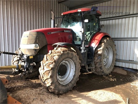 2016 Case Ih Puma 165 - Farm Machinery for Sale