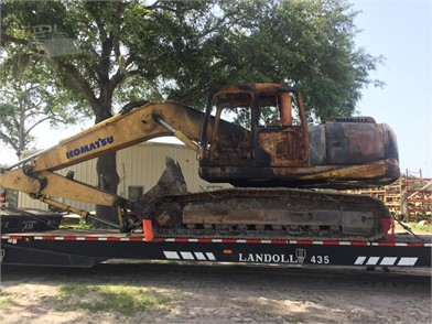 Construction Equipment Dismantled Machines By BLOUNT PARTS