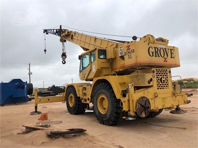 Sandhill Cranes In Epic Oak Grove >> Grove Rt865 For Sale 5 Listings Machinerytrader Com Page 1 Of 1