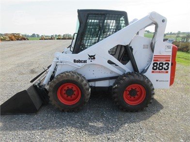 BOBCAT 883 Auction Results - 7 Listings | MachineryTrader