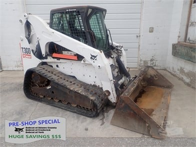 BOBCAT T300 For Sale - 60 Listings | MachineryTrader com - Page 1 of 3
