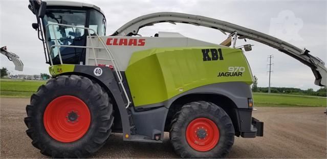 2015 CLAAS JAGUAR 970 For Sale In Willmar, Minnesota
