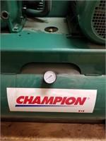 Champion Compressor. Large Grey Tank