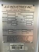 JLG 12SP Electric Personnel Lift Boom Lift-