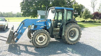 NEW HOLLAND TN70DA For Sale - 2 Listings | TractorHouse com - Page 1
