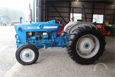 FORD 2600 Online Auction Results - 6 Listings | AuctionTime