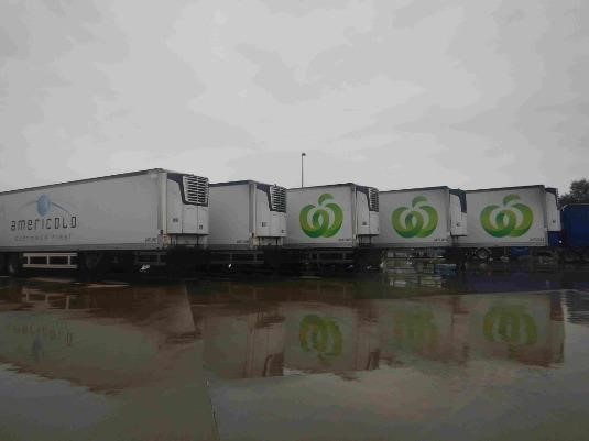 2010 Southern Cross Refrigerated Van Trailer - Trailers for Sale