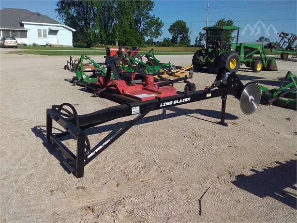 WS MFG Forestry Attachments For Sale - 1 Listings