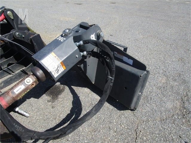 2017 BOBCAT 30C Auger For Sale In Kannapolis, North Carolina