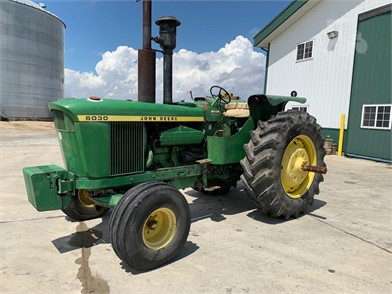 JOHN DEERE 6030 For Sale - 10 Listings | TractorHouse com - Page 1 of 1