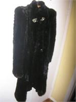 1920s fur coat
